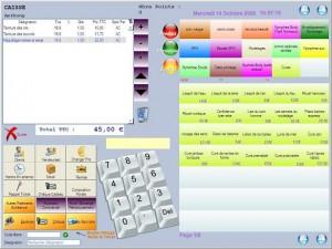 Photo logiciel de caisse